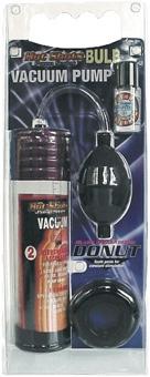 Hot Shots Vacuum Pump