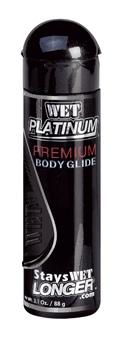 Wet Platinum Gel