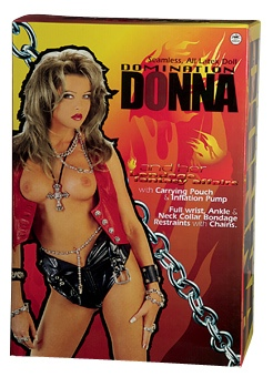 Domination Donna Doll
