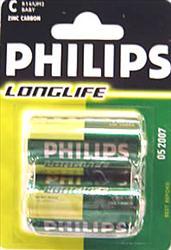 Size C Batteries