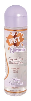 Naturals Silky Premium Lubricant